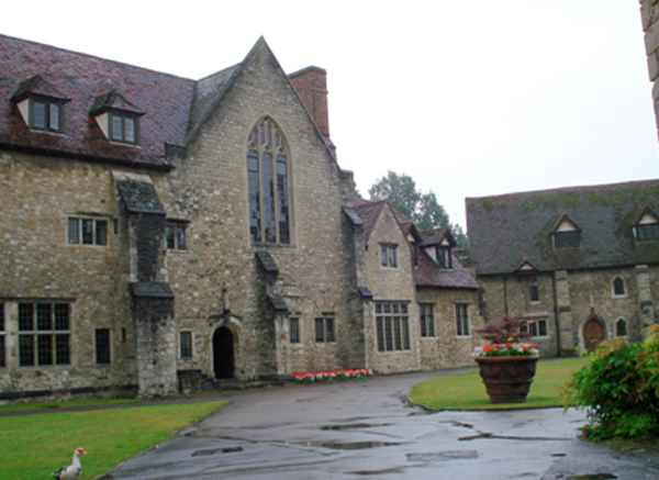 Aylesford: Welcome to the oldest village in England; enjoy the tranquility at The Friars