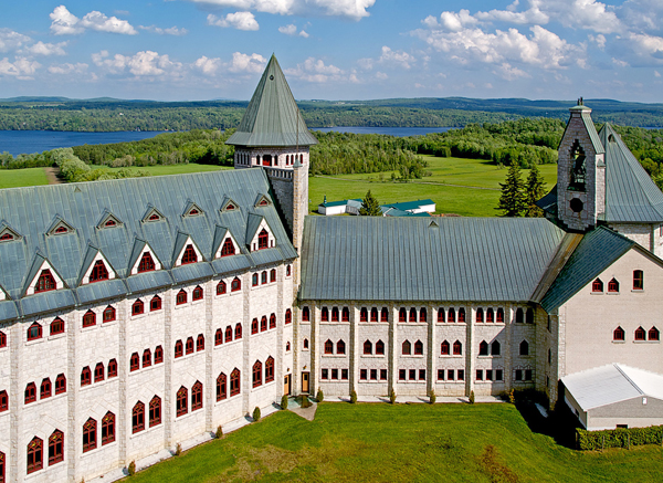 Benedictine Abbey  Quebec