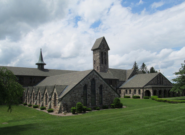Trappist Abbey Massachusetts USA