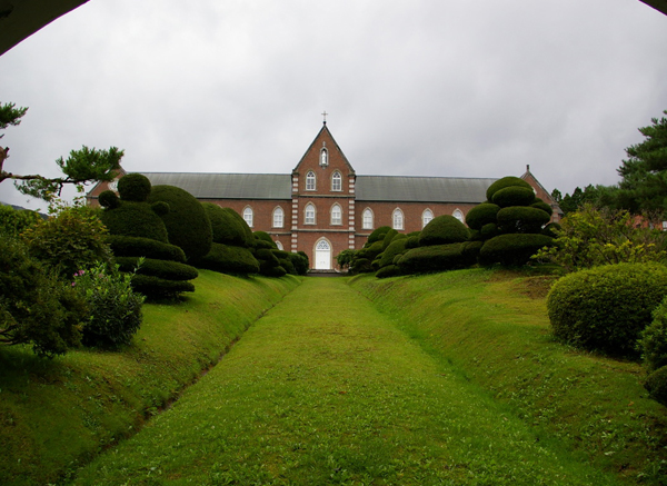 Trappist Monastery Japan