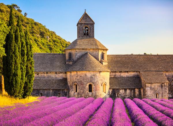 Cistercian abbey Provence