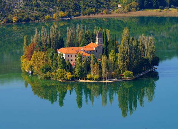 Franciscan Abbey Croatia