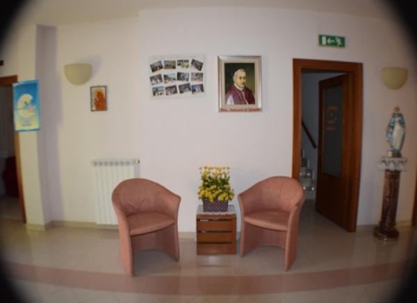 Casa di spiritualità Sacri Cuori