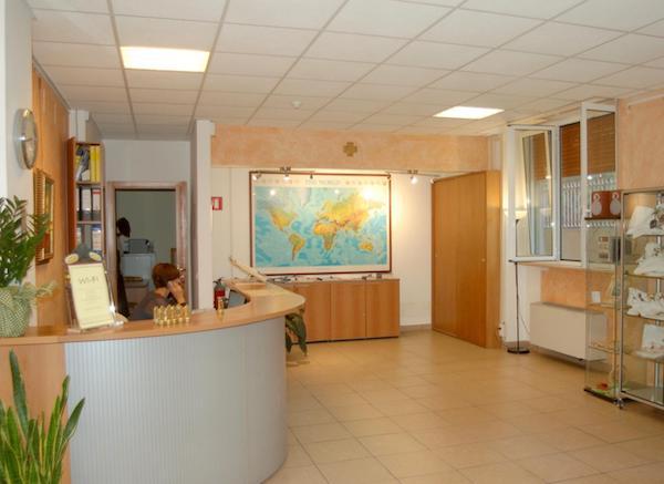 Centro Pellegrini Santa Teresa Couderc