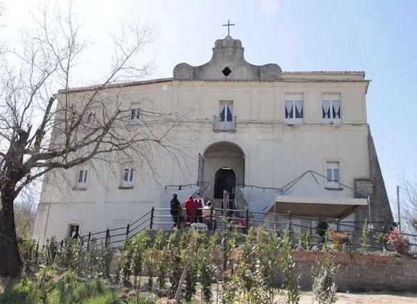 Santa Maria Degli Angeli Casa di Ospitalità Religiosa