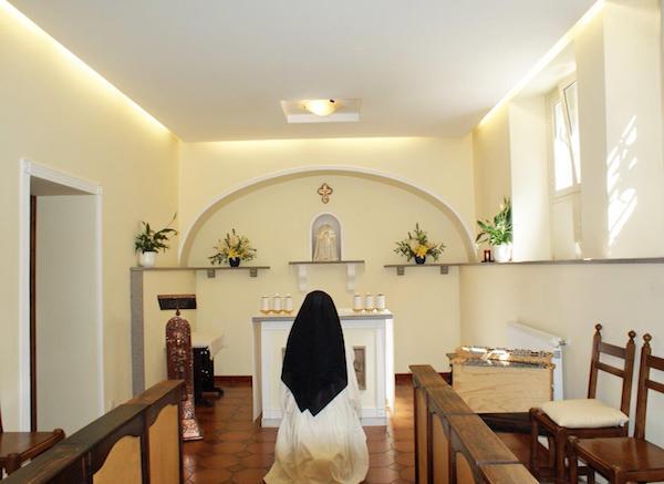 Monastero Madonna dell'Eucaristia