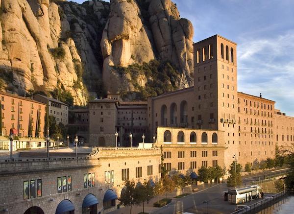Apartamentos Abat Marcet - Abbaye de Montserrat