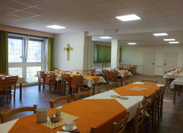 Casa Spirito Santo - Guesthouse of the Benedictine Sisters of Tutzing